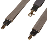 Wiseguy Suspenders - The Duck Canvas - Grå - Thumbnail 3